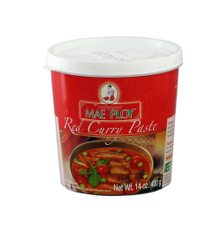 MAE PLOY Rotes Curry Gewürz 400 g