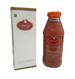 XAMTHONE, Mangostan-Saft, 350 ml