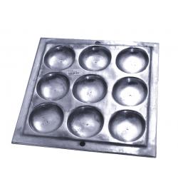N/A,Lumpur-Kuchenform, aluminium