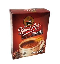 KAPAL API, Kaffeepulver 3 in 1 Grande Java Latte, 5x20g