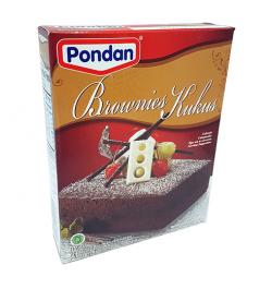 PONDAN, Brownies Kukus, 400 g