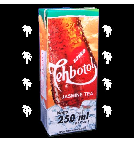 SOSRO, Teh Botol Jasmine Tea, 250 ml