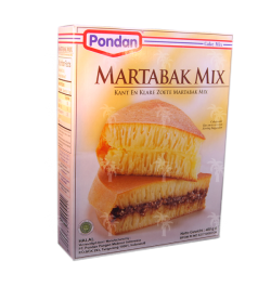 PONDAN, Martabak Manis Mix, 400 g