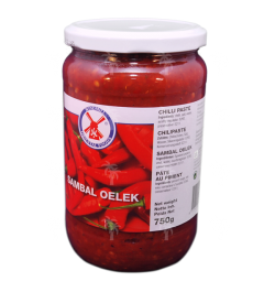 Wind mill, Sambal Oelek, 750gr
