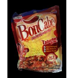 KOBE, BonCabe Original, Hot Chili Gewuerzmischung,  3x7,5 g