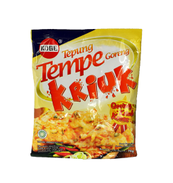 KOBE, Frittiermehl für knusprige Tempeh, 70g
