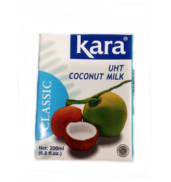 KARA, Kokosmilch Classic UHT 200 ml