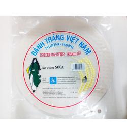BANH TRANG VIET NAM Reis Papier 28cm