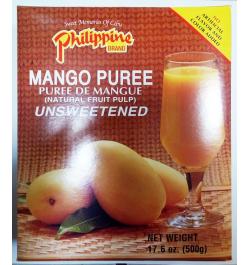Phillipine, Mango Puree 500 g