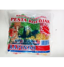 Rapindo, Dorf Chips Pesta Roejak, 250gr