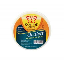 KOEPOE-KOEPOE, Back-Hilfsmittel Ovalett, 30 g