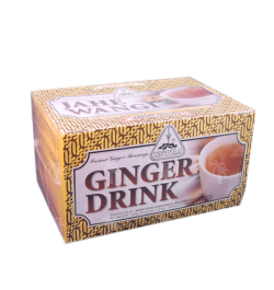 INTRA, Instant Ginger Drink, 360g (20x18g)