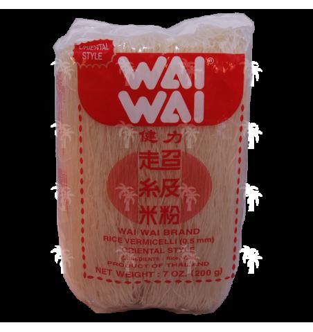 WAI-WAI, Bihun(Rice Vermicelli), 200 g