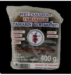 PRODUCT OF THAILAND, Asam(Tamarind), 400 g