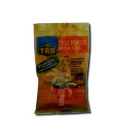 TRS, scharfe rote Chilipulver, 100gr